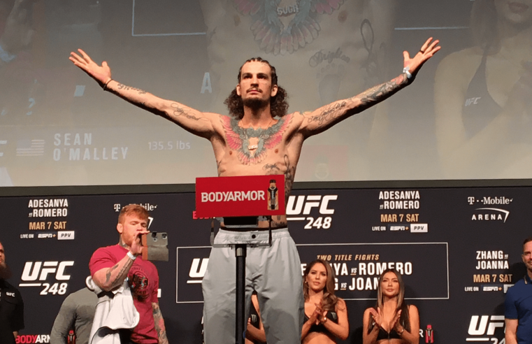 Sean O'Malley Wants To Fight ASAP Following UFC 250 KO Win