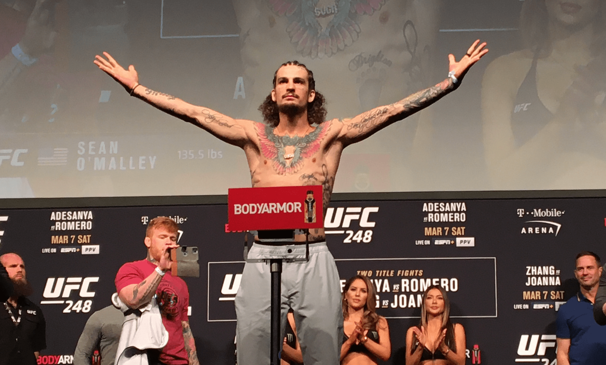 Sean O'Malley Dissects Marlon Vera Ahead Of UFC 252: He's Pretty Basic