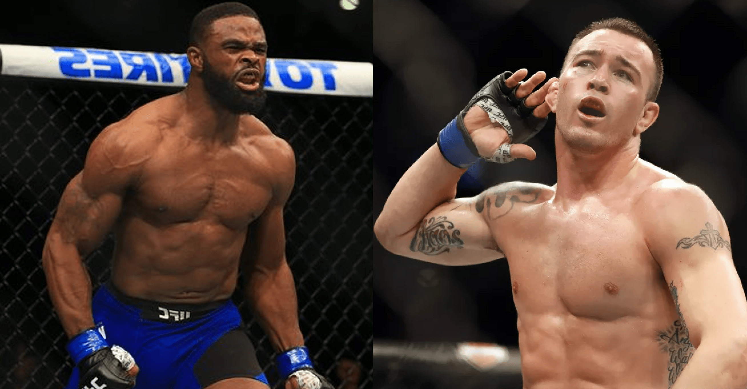 Tyron Woodley Says He's Agreed To Fight Colby Covington At UFC 249