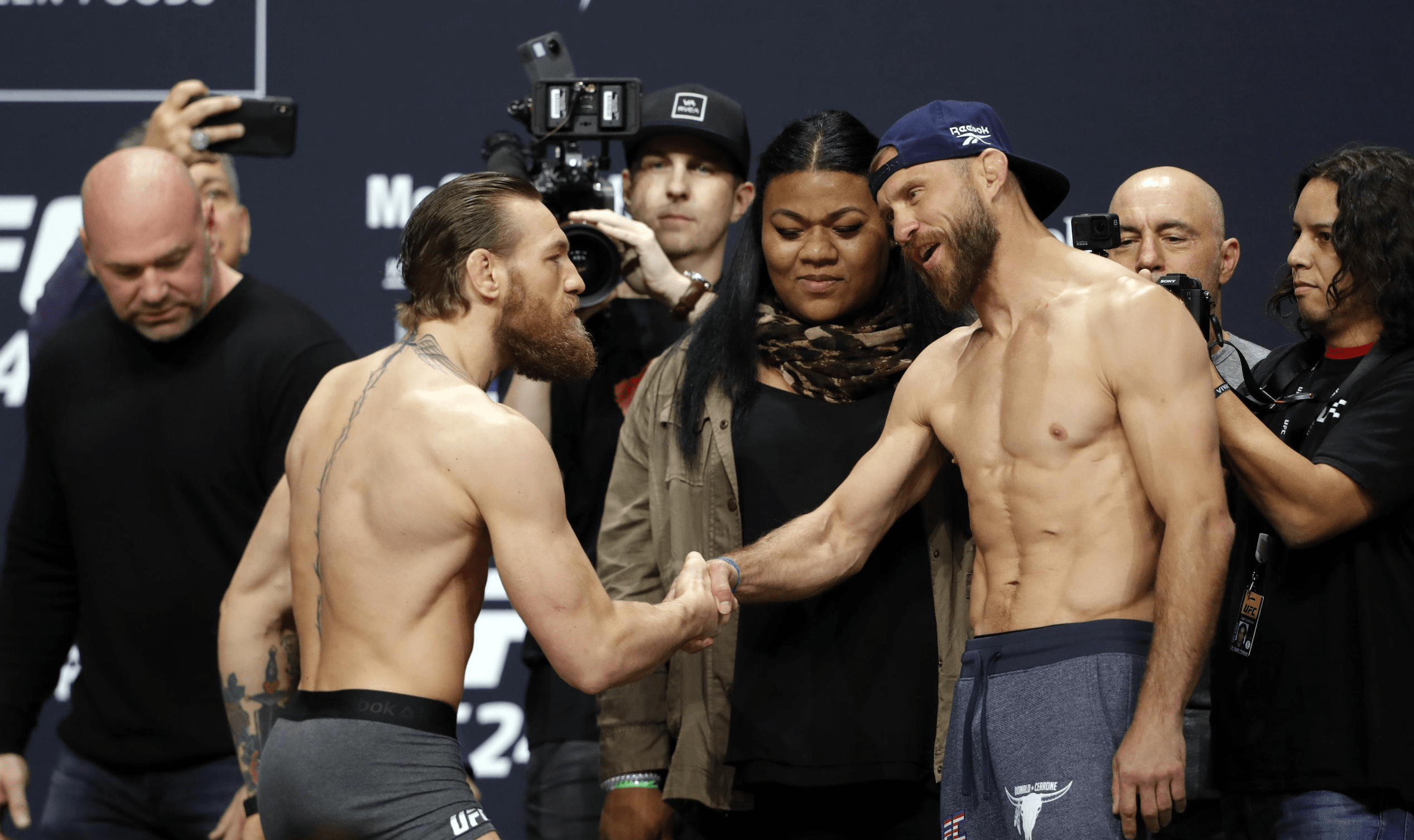 'Cowboy' Opens Up On McGregor Loss: The Wrong Guy Showed Up