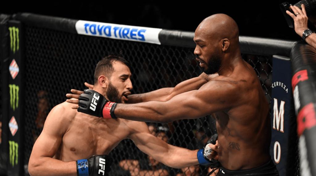 UFC 247 Dominick Reyes vs Jon Jones