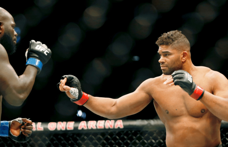 Alistair Overeem Targets UFC Heavyweight Title Before Retirement
