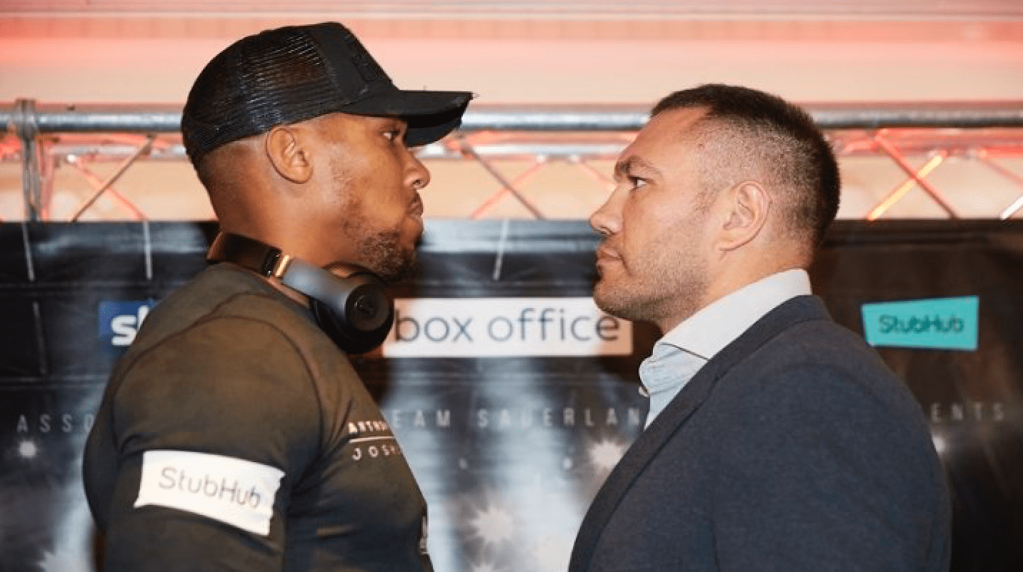 Kubrat Pulev To Anthony Joshua: Enough Is Enough