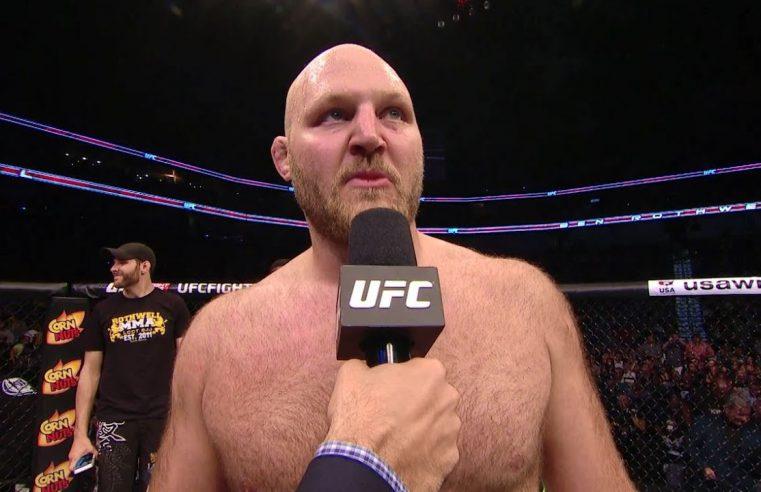 UFC – Ben Rothwell: The Light Heavyweights Think Heavyweights Suck