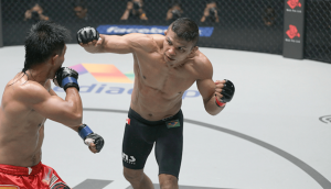 ONE Championship Bibiano Fernandes vs Kevin Belingon