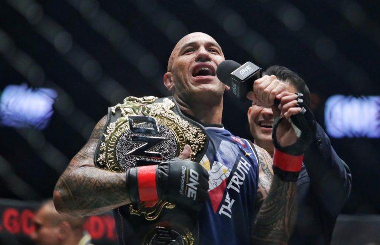Brandon Vera Explains Move To Sanford MMA Ahead Of Title Defence