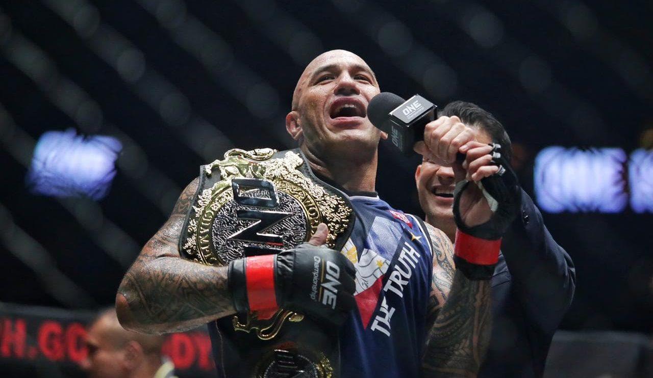 ONE Championship, Brandon Vera