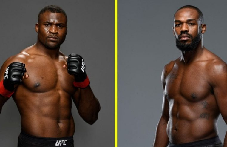 UFC: Francis Ngannou Down To Fight Jon Jones