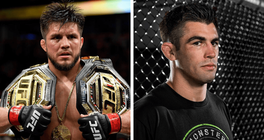 Henry Cejudo And Dominick Cruz Get Heated Ahead Of UFC 249