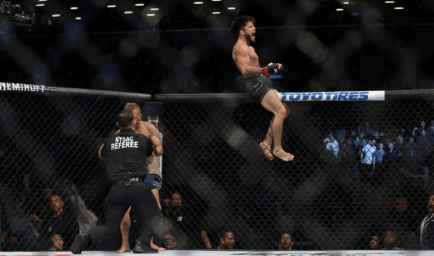 UFC: Ali Abdelaziz Says Henry Cejudo Returns This Summer