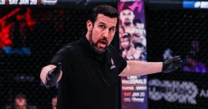 UFC Big John McCarthy