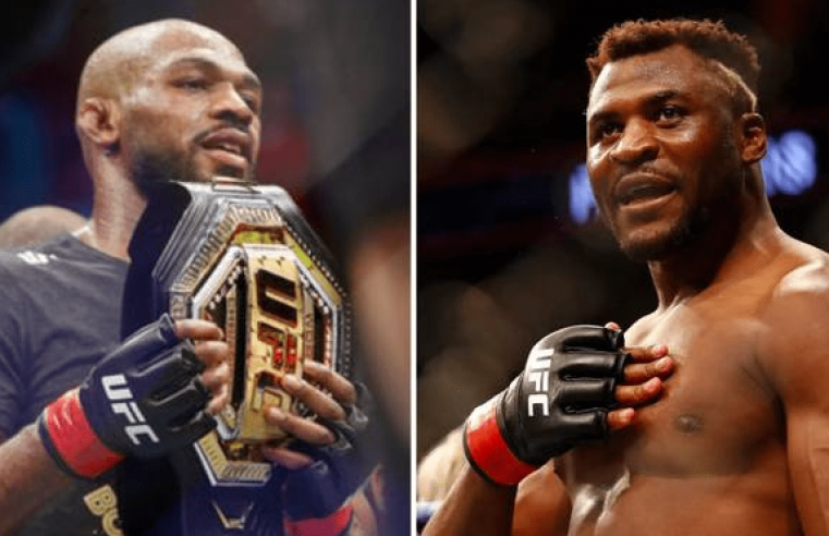 UFC: 'Titan' Jon Jones Positive Francis Ngannou Fight Happens