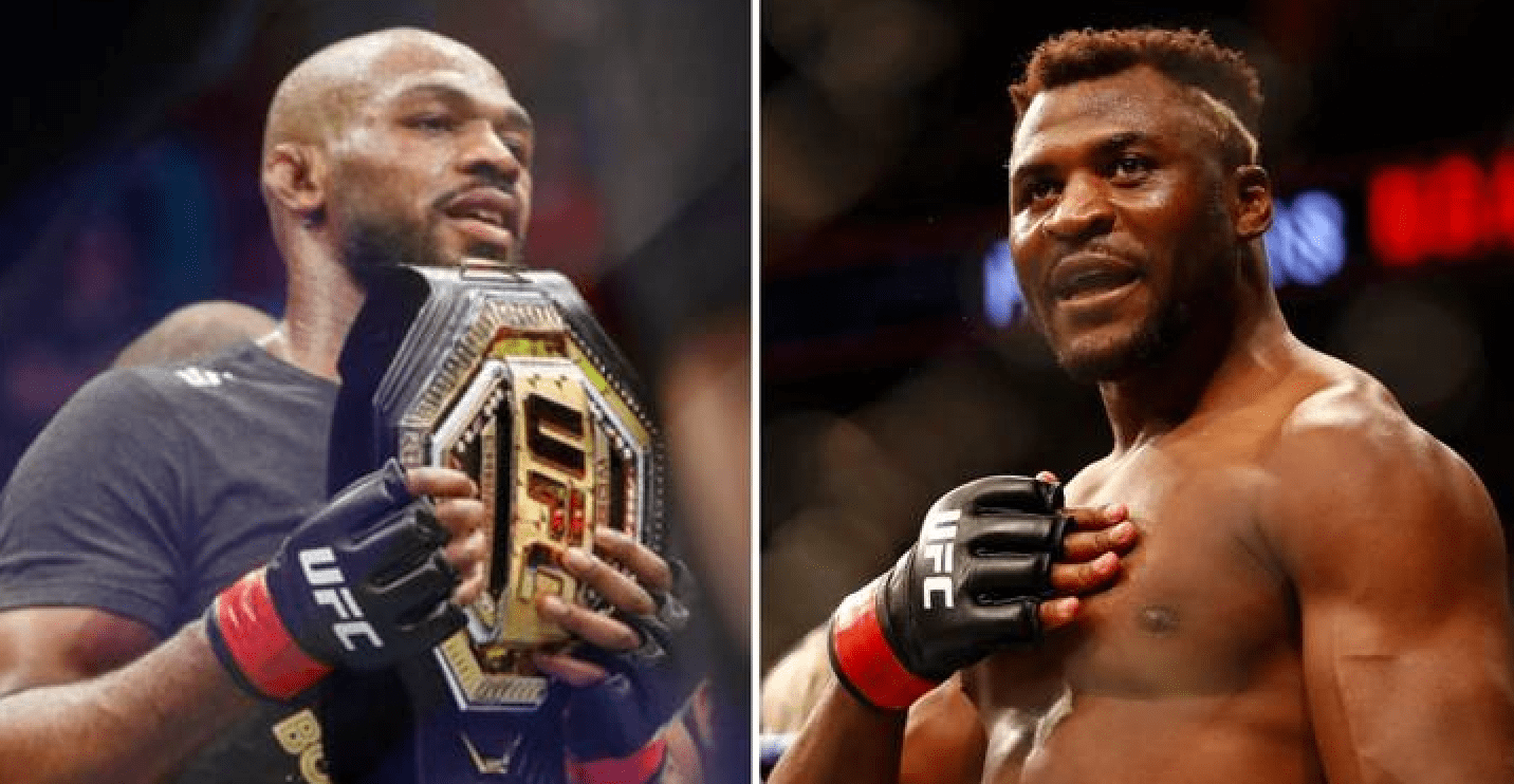 UFC: Jon Jones And Francis Ngannou Continue To Call Each Other Out