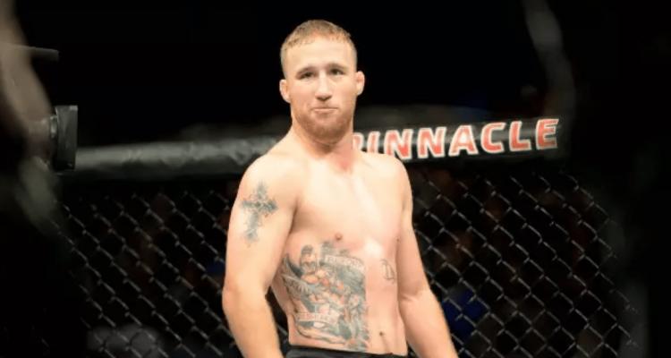 UFC Justin Gaethje