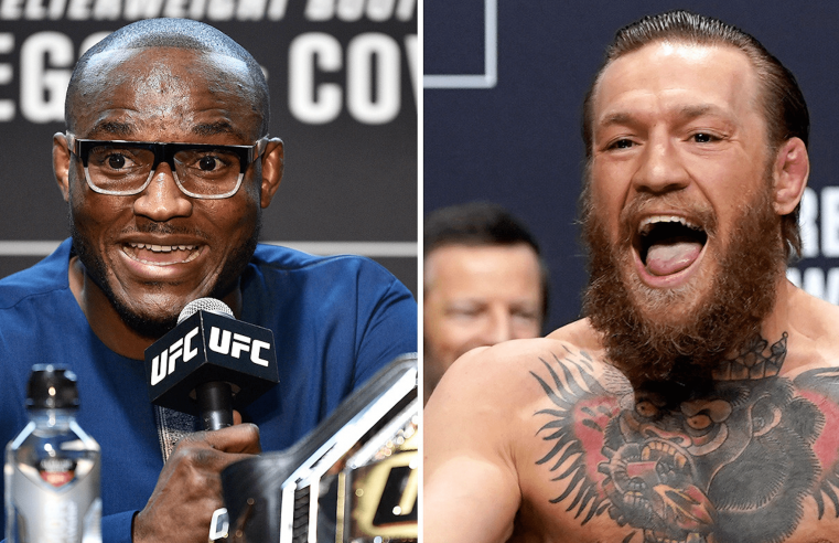 UFC: Conor McGregor And Kamaru Usman Engage In War Of Words