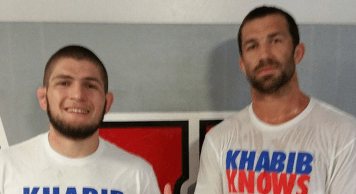 UFC: Luke Rockhold Explains Why No One Has Been Able To Beat Khabib