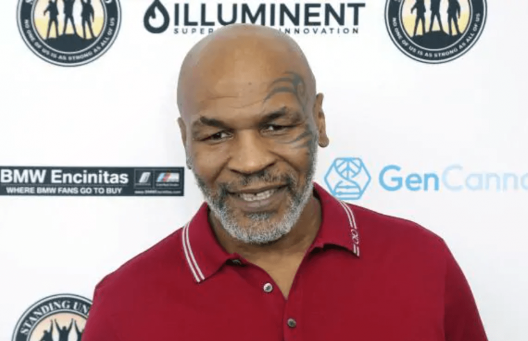 Mike Tyson Discusses Comeback And Imminent Opponent Announcement