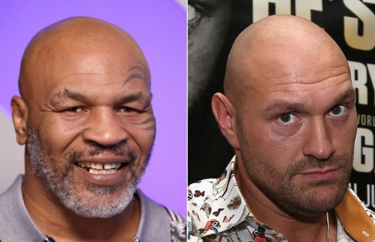 Tyson Fury Says He Was Offered Exhibition Match Against Mike Tyson