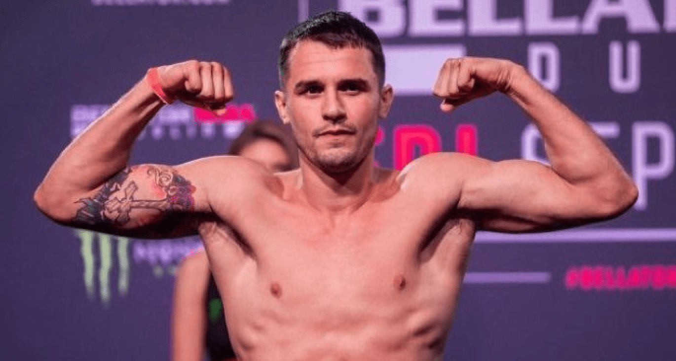 Myles Jury On The Differences Between Bellator And 'Control Freaks' UFC
