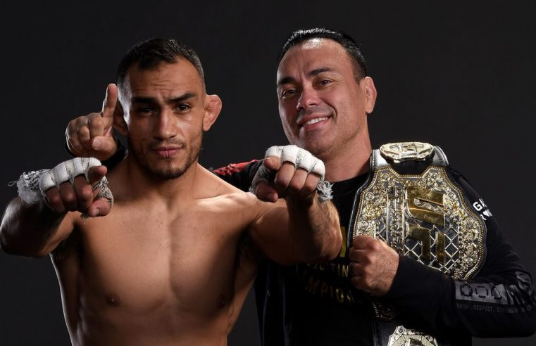 Eddie Bravo On Tony Ferguson: He's Already Training