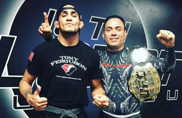 Eddie Bravo Reflects On Confusion In Tony Ferguson's Corner At UFC 249