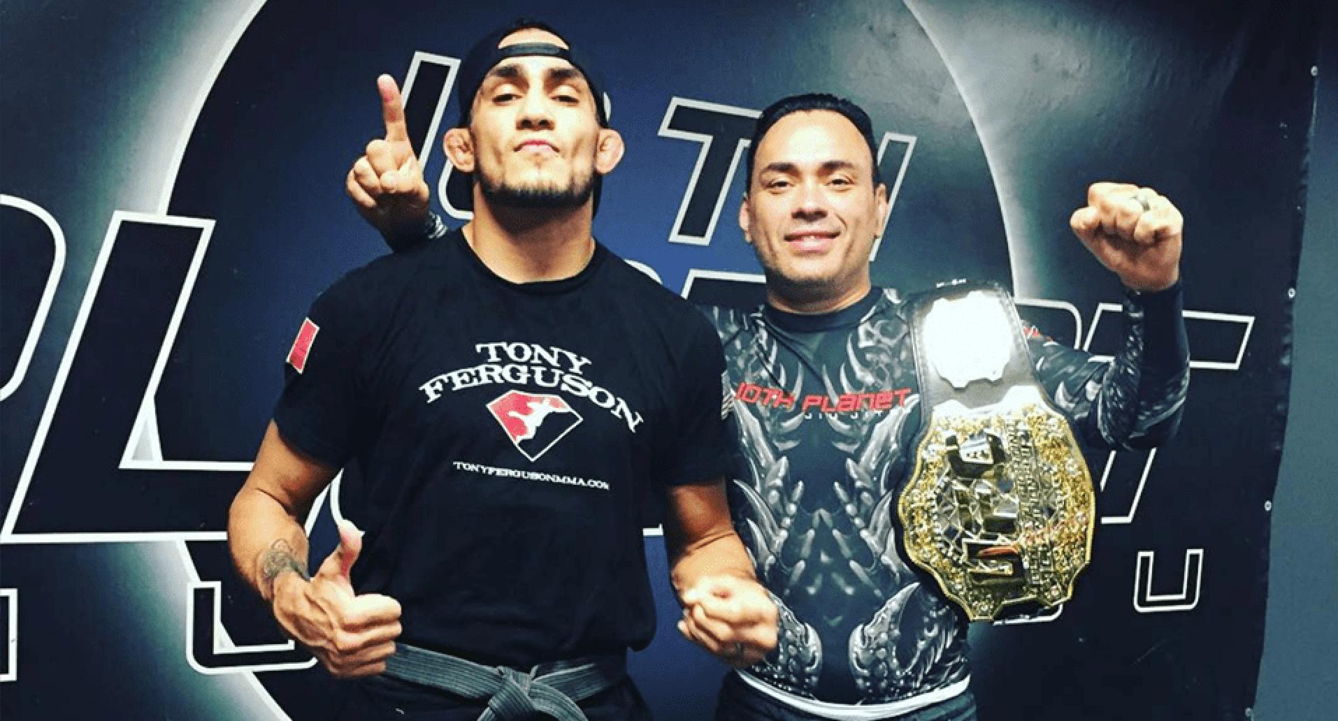 Eddie Bravo Reflects On Confusion In Tony Ferguson's Corner At UFC 249
