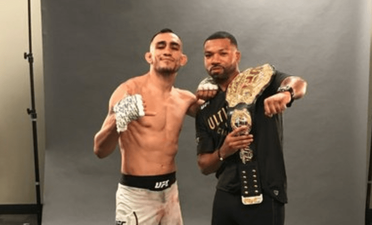 Tony Ferguson's Boxing Coach Explains UFC 249 Loss