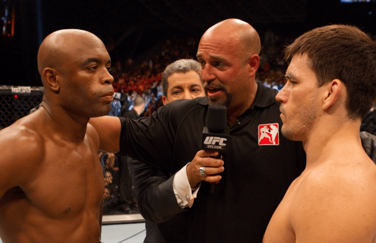 Demian Maia Wants Anderson Silva Rematch Before Retirement