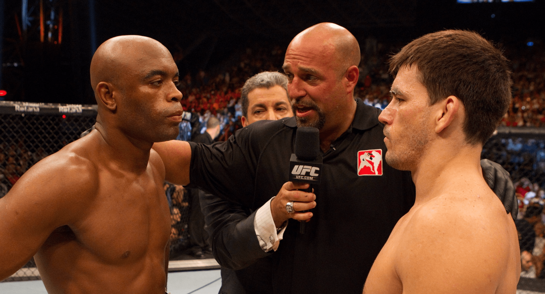 UFC 112 Anderson Silva vs Demian Maia