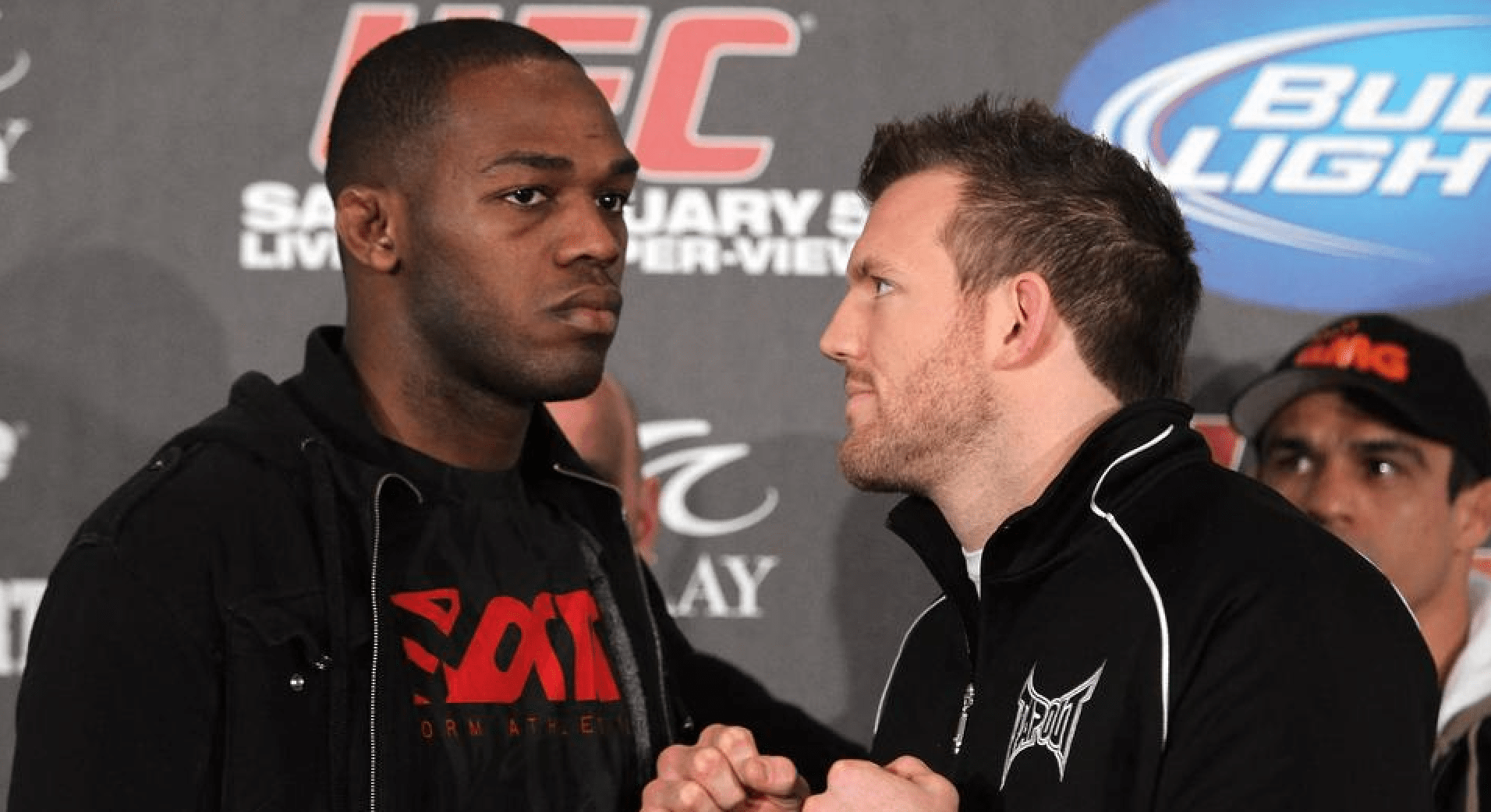 Ryan Bader On Jon Jones: I Can Beat This Guy