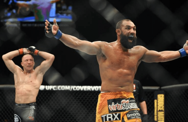 Johny Hendricks On His Loss To GSP: The Fans Knew What Happened