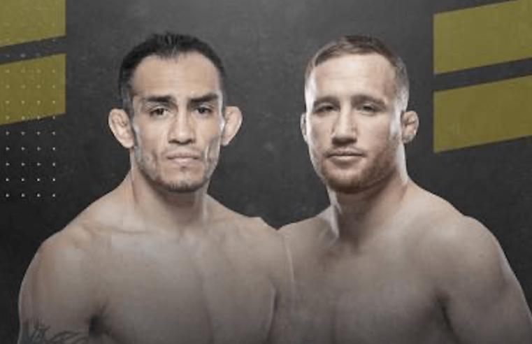 UFC 249: Ferguson vs Gaethje Results