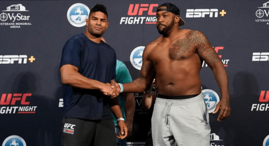 This Is How The MMA World Reacted To UFC Florida