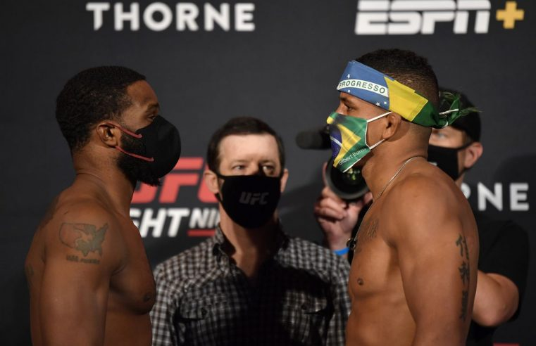 UFC Vegas: Woodley vs Burns Results