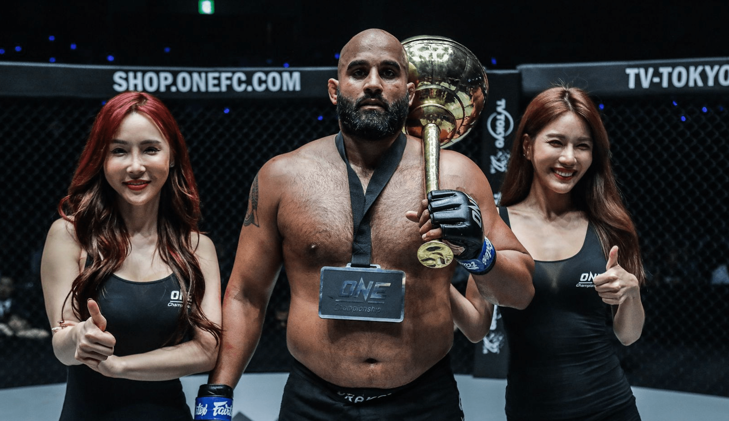 Arjan Bhullar: No One Else Matters To Me Right Now Except Brandon Vera