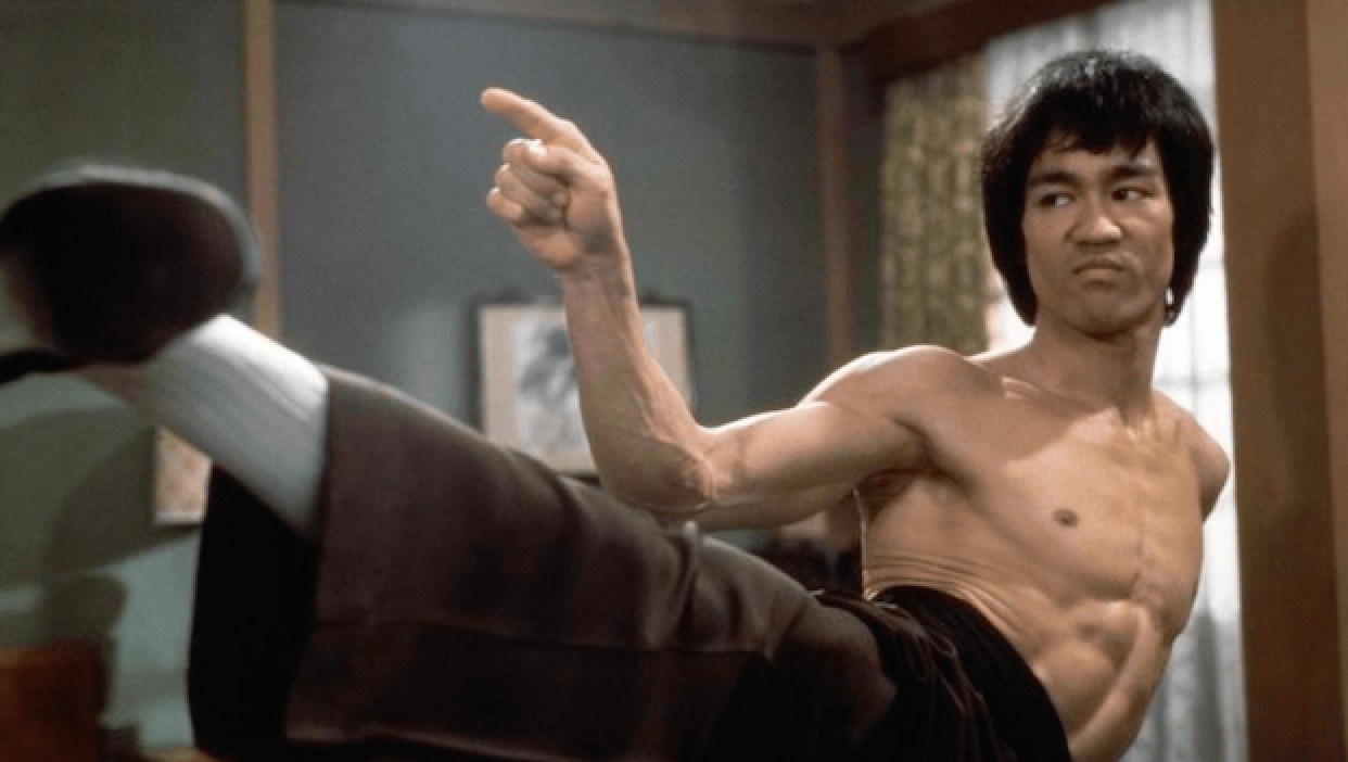 Bruce Lee Continues To Inspire China's New Generation Of Fighters