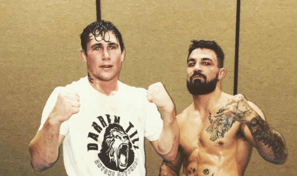 Mike Perry Wants To Train With Yoel Romero To Prepare For Darren Till