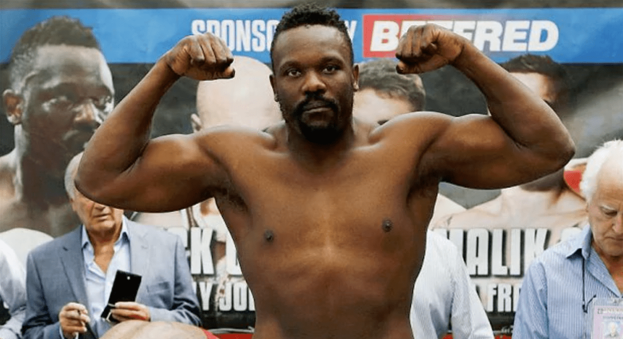 Boxing Heavyweight Dereck Chisora Could Make MMA Debut In Bellator