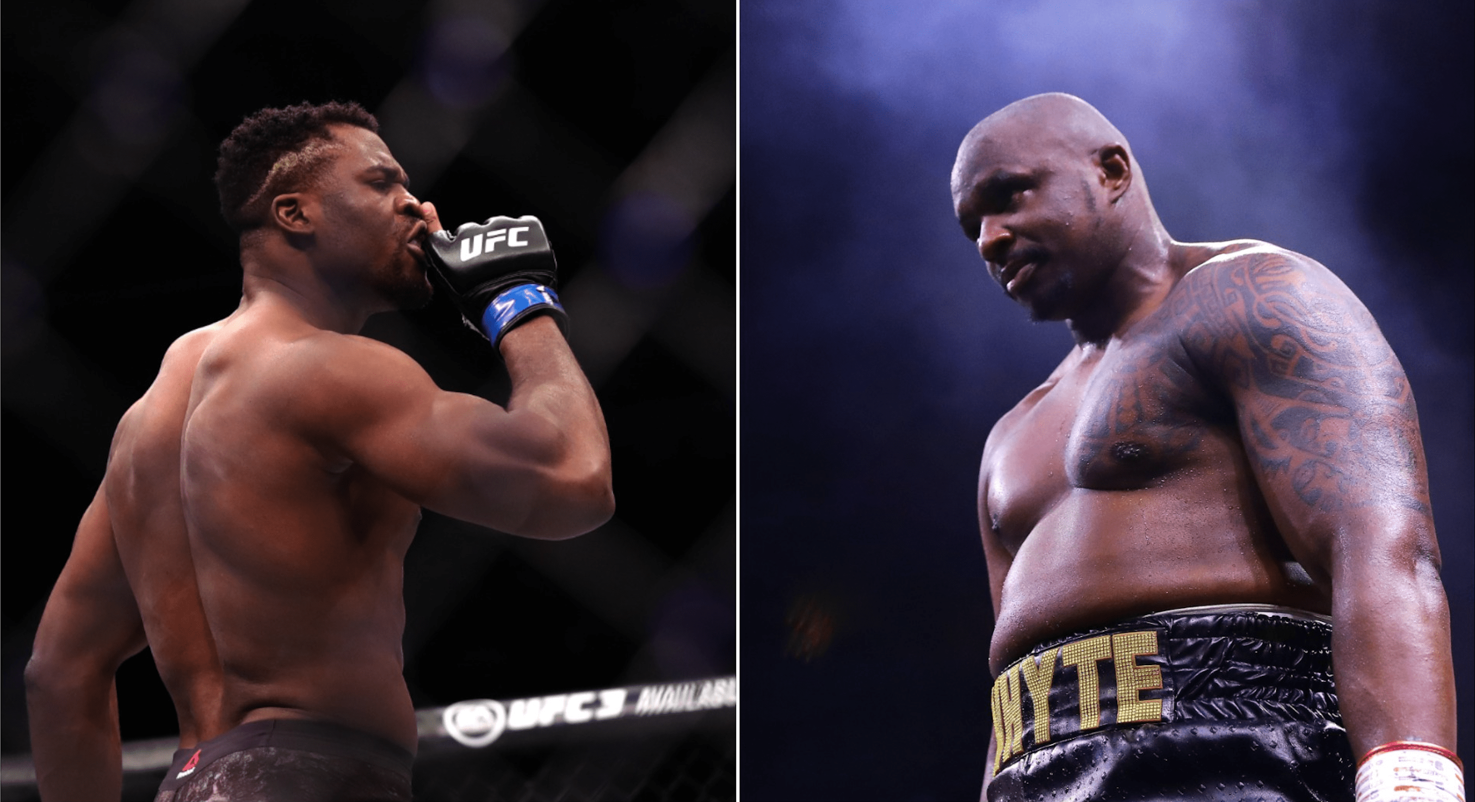 Dillian Whyte Sent Francis Ngannou 'Berserk' In Unreleased Interview