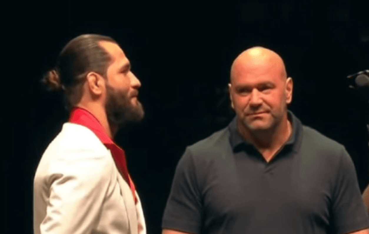 UFC: Dana White Compares Jorge Masvidal To The Diaz Brothers
