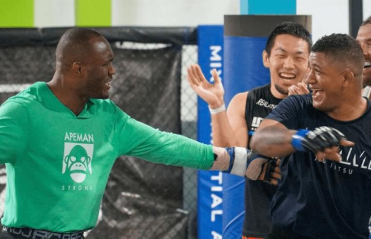 UFC 251: Kamaru Usman Explains Why He's Moved His Camp To Denver
