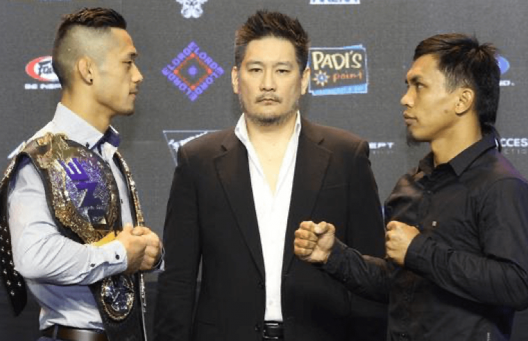 Kevin Belingon Wants To Challenge Martin Nguyen For Featherweight Title