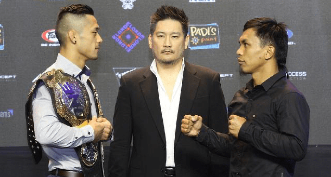 ONE Championship Martin Nguyen vs Kevin Belingon ONE: Reign Of Kings