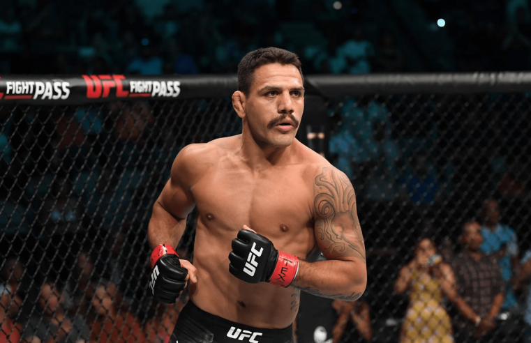 Rafael Dos Anjos Lists Potential Opponents For Potential Last UFC Fight