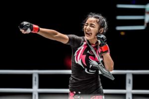ONE Championship Rika Ishige