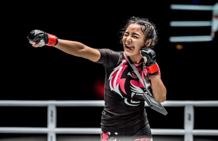 Rika Ishige Ready To Bounce Back At ONE: A New Breed 3