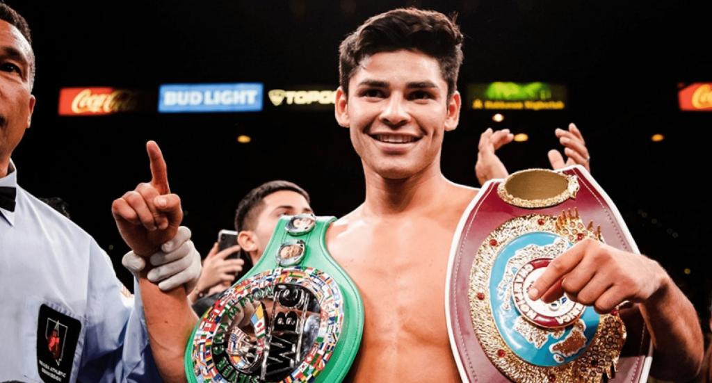 Boxing Ryan Garcia