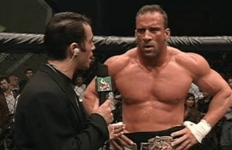 Mark Coleman Shares Outrageous Game Show Story