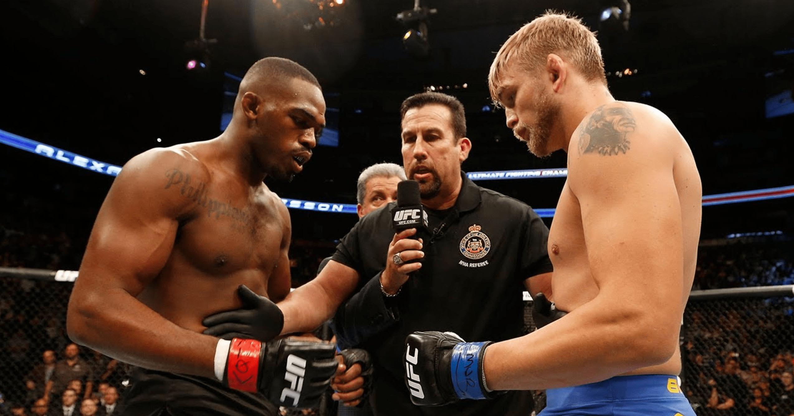 John McCarthy: Jon Jones Would've Lost At UFC 165 If I Wasn't Reffing
