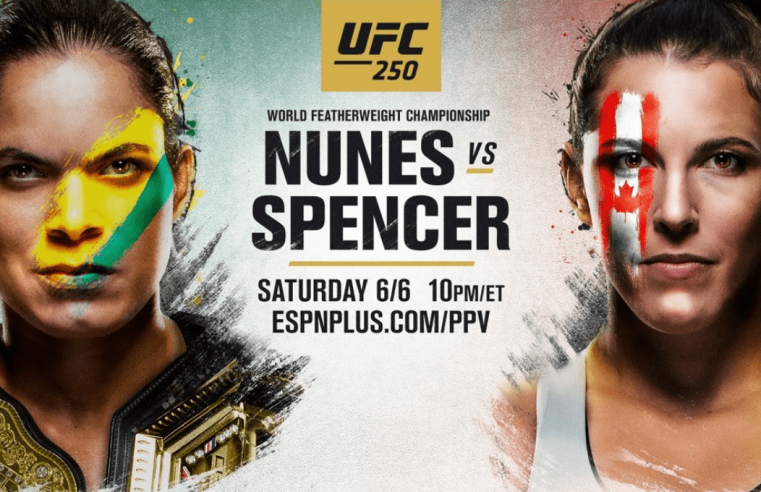 UFC 250: Nunes vs Spencer Results